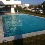 piscina de obra finalizada